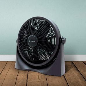 Ventiladores y Aire acondicionado