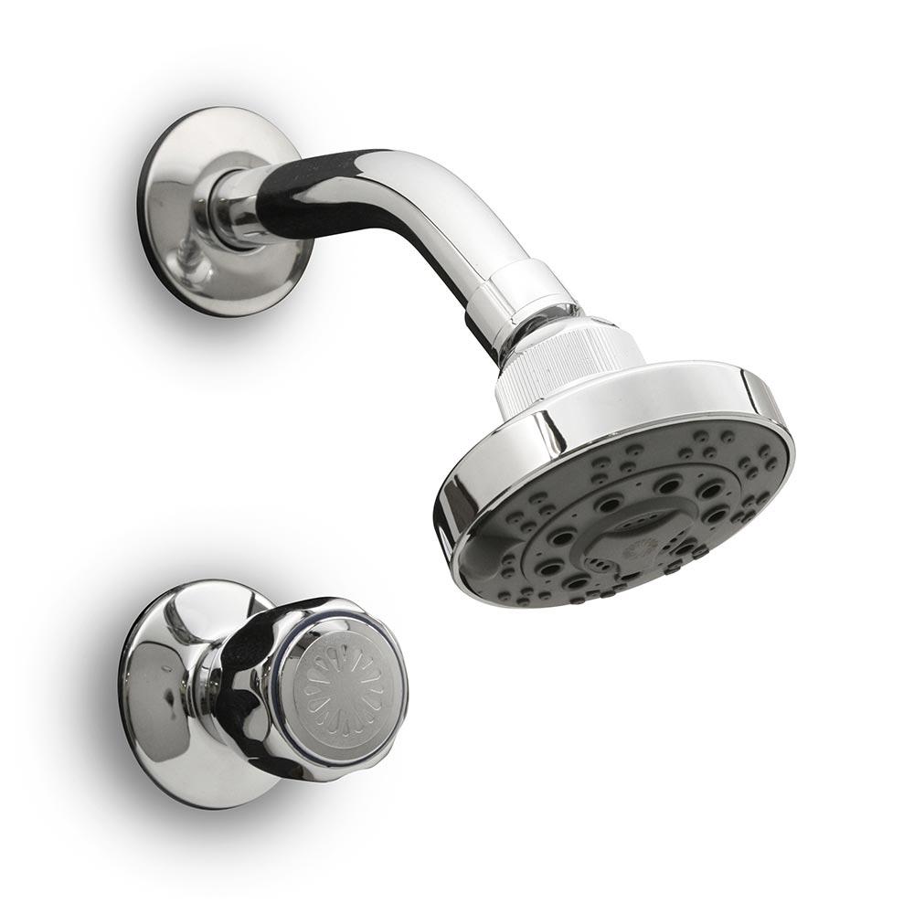 Llave de ducha con salida vallarta tecno promart for Llaves para duchas sodimac
