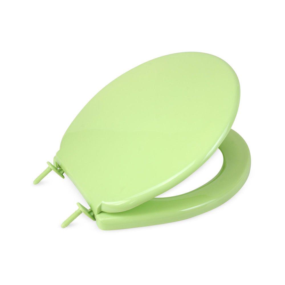 Asiento para inodoro sif n jet premium verde promart for Inodoro verde