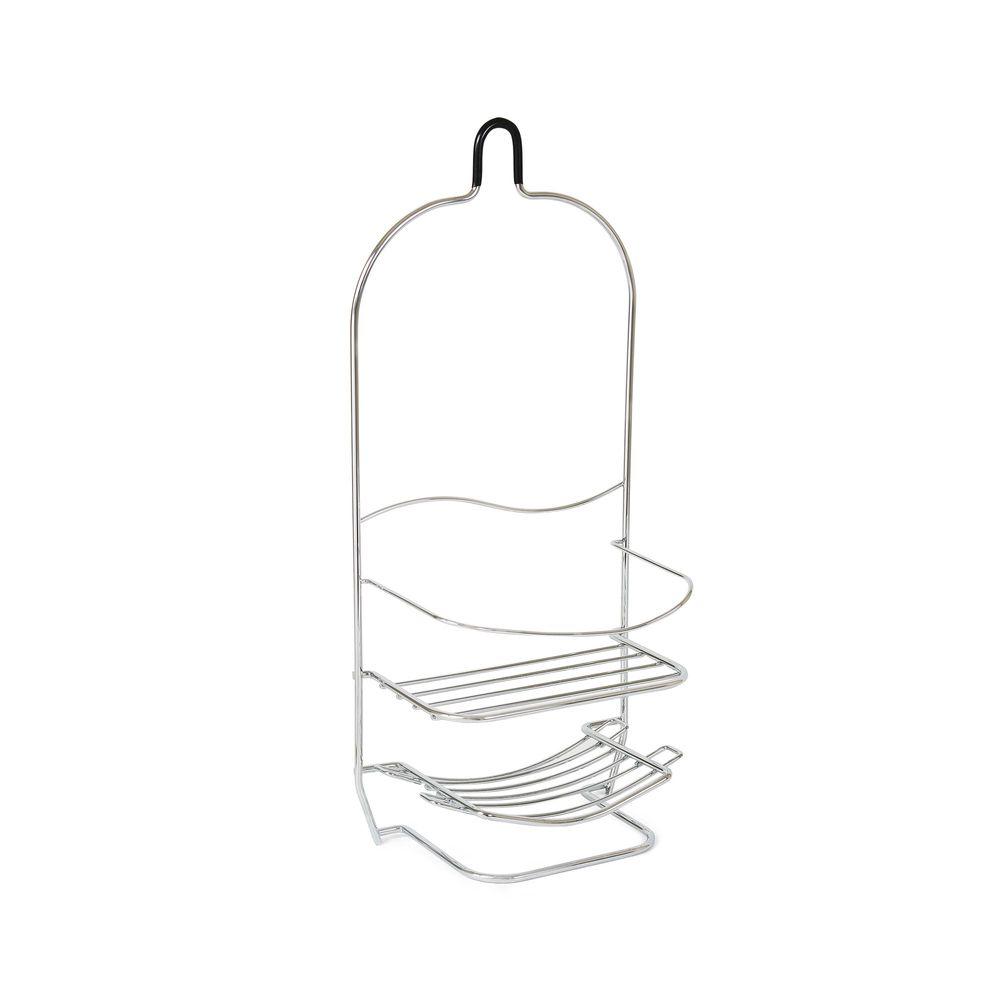 Organizador para ducha barossa promart for Organizador para ducha