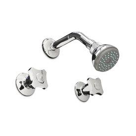 Mezcladora de ducha toscana con salida promart for Mezcladora para ducha precio