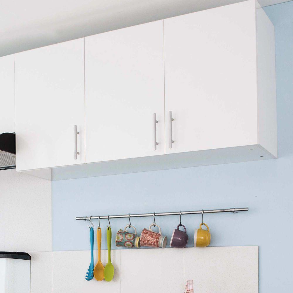 M dulo alto para cocina 120 cm blanco promart for Modulos para cocina
