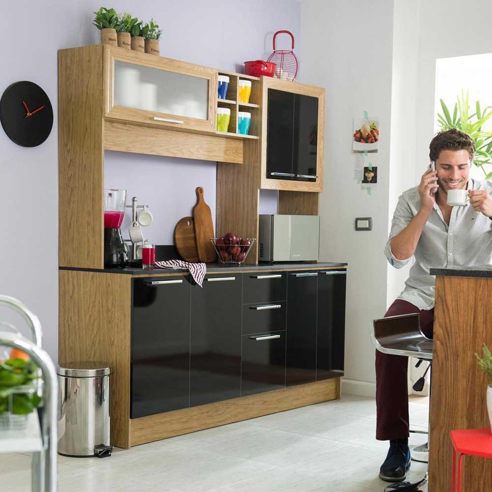 Mueble de cocina Luciana 15 mm  Promart