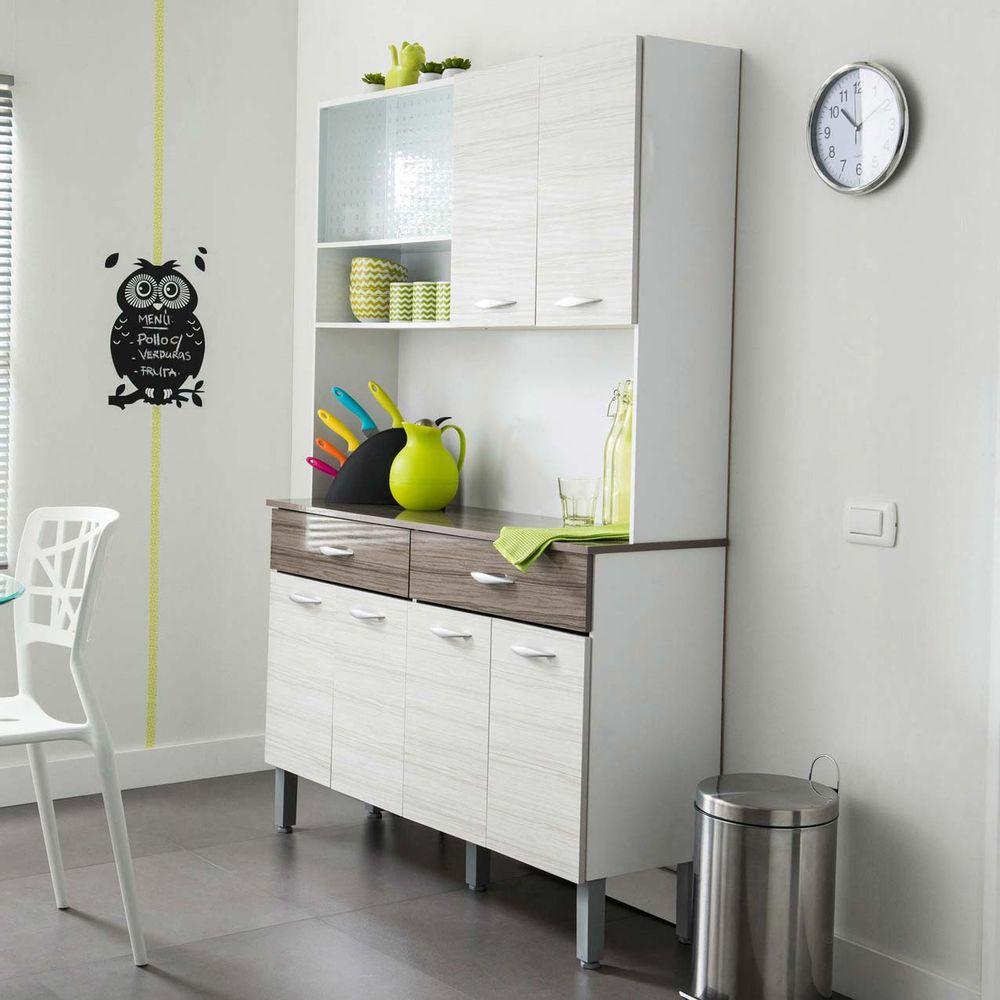 Mueble de cocina Vitrus 15 mm  Promart