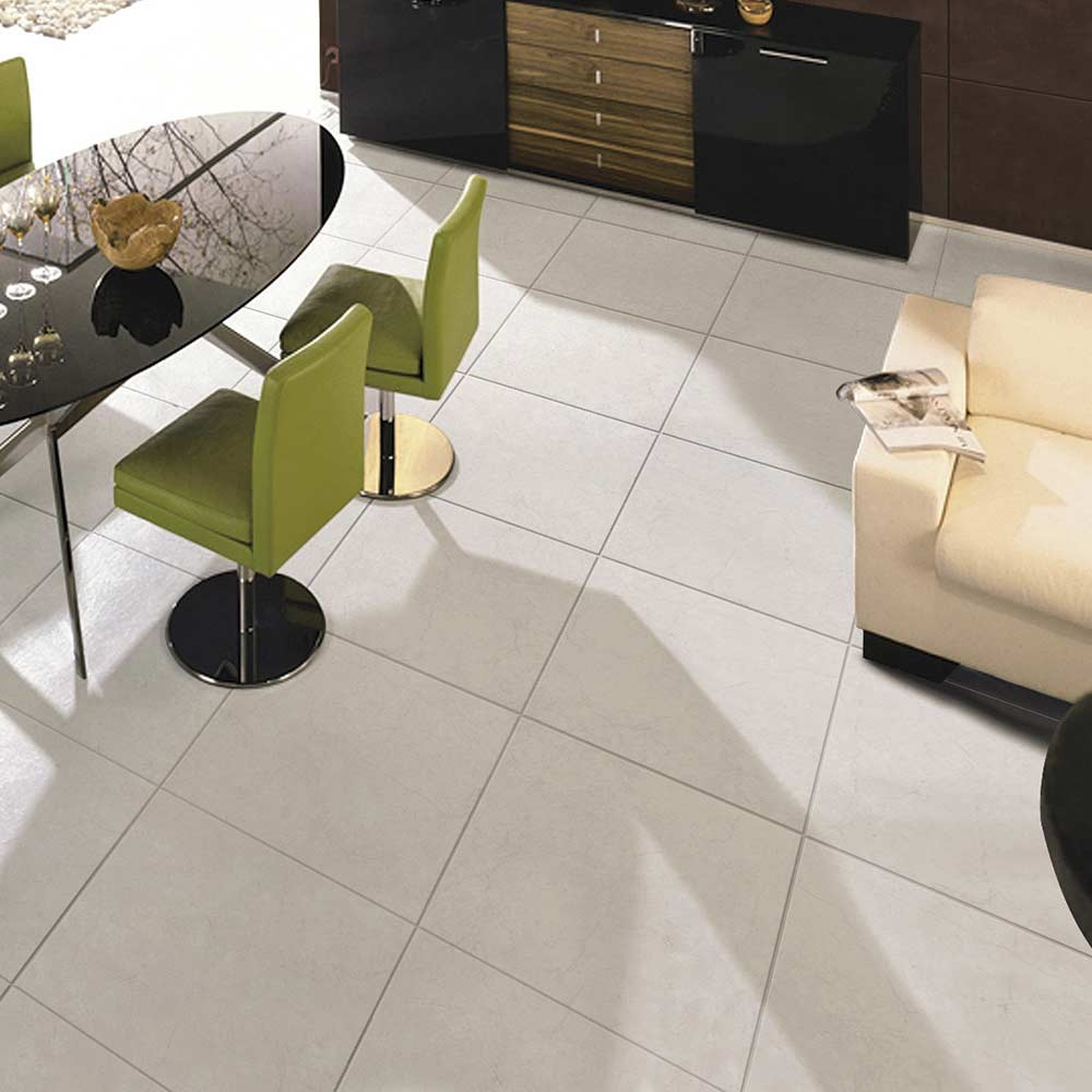 Piso cer mico marmolizado arianna plata 45x45 cm caja 2 for Precio colocacion piso ceramico