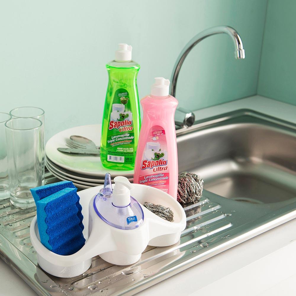 Organizador de limpieza de cocina promart - Limpieza de cocina ...