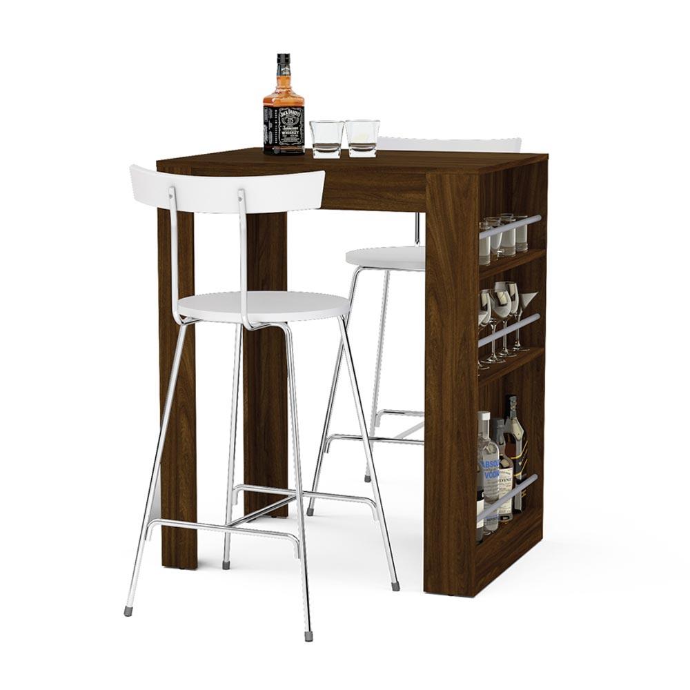 Mesa de bar iheus promart for Precios de muebles para cafeteria