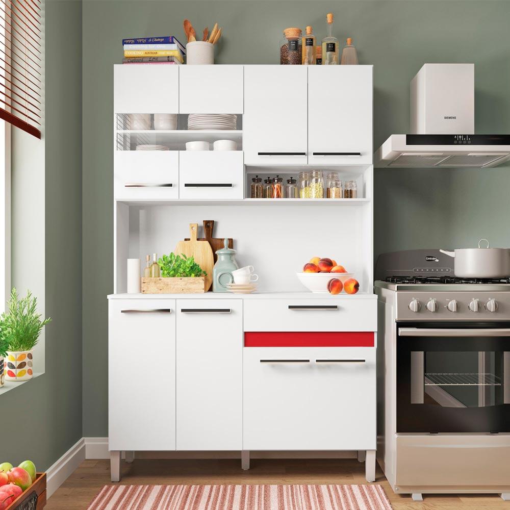 Mueble de cocina carolina 15 mm promart for Simulador de muebles de cocina