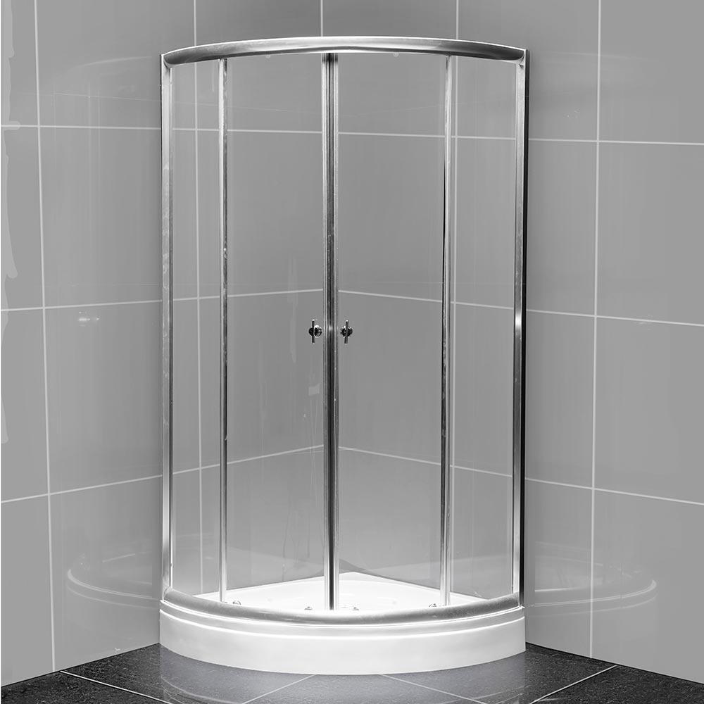 Puertas de duchas puertas corredizas de vidrio templado - Mamparas segunda mano ...