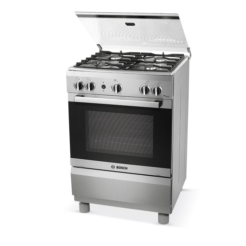 Cocina a gas pro 445 4 hornillas promart for Cocina gas profesional