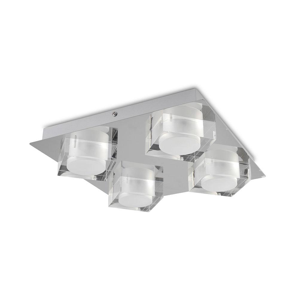 Luces para techo bar acero techo madera lamparas - Luces para techos bajos ...
