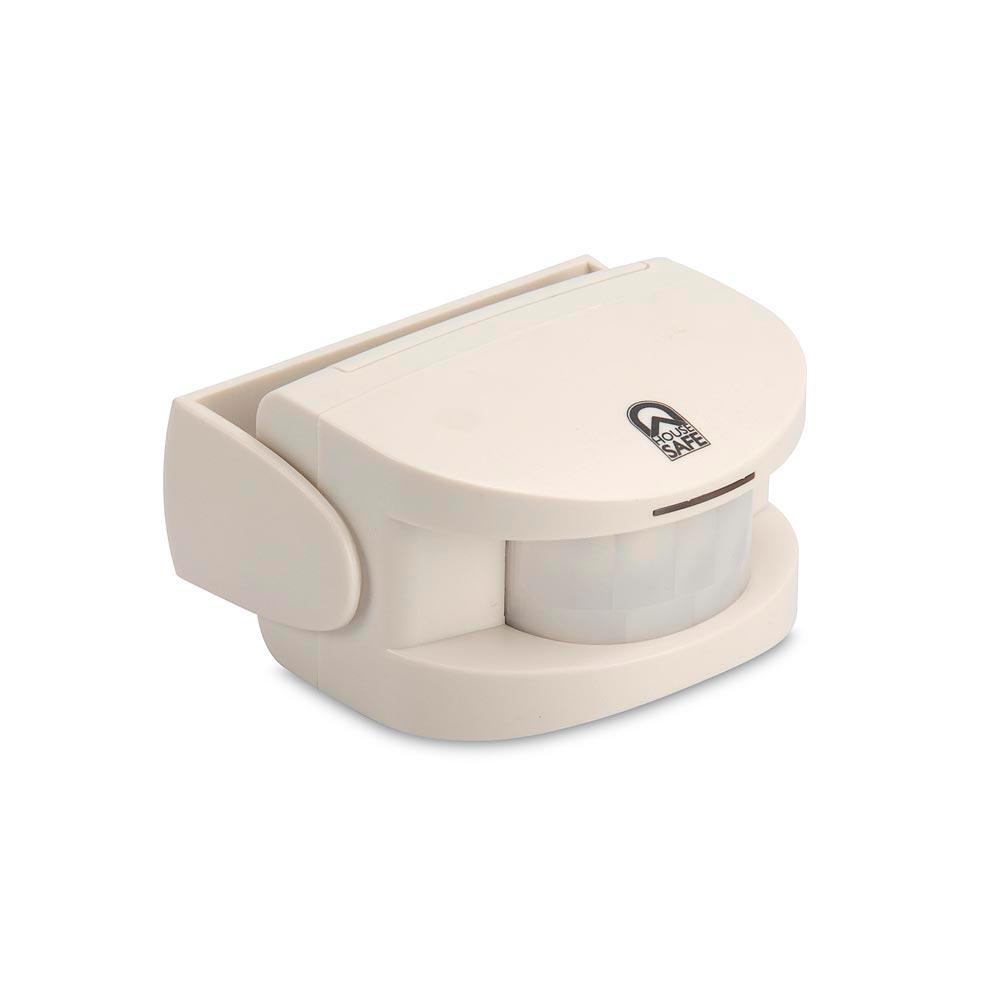 Sensor de movimiento infrarrojo con alarma promart - Sensores de movimiento con alarma ...