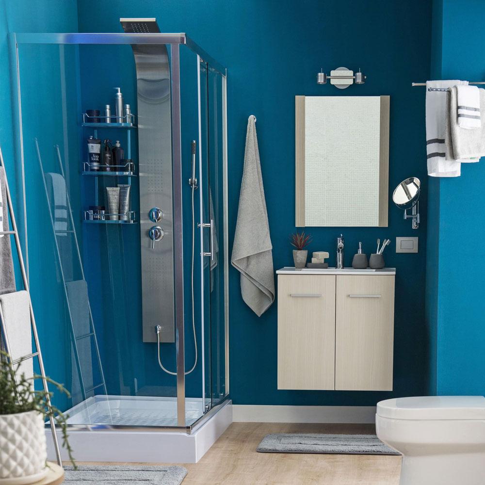 Duchas cabinas las cabinas de ducha con hidromasaje ofrecen un universo de su tecnologa y - Duchas cabinas ...