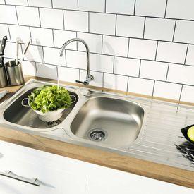 Lavaderos de cocina estilo y durabilidad for Fregaderos de aluminio