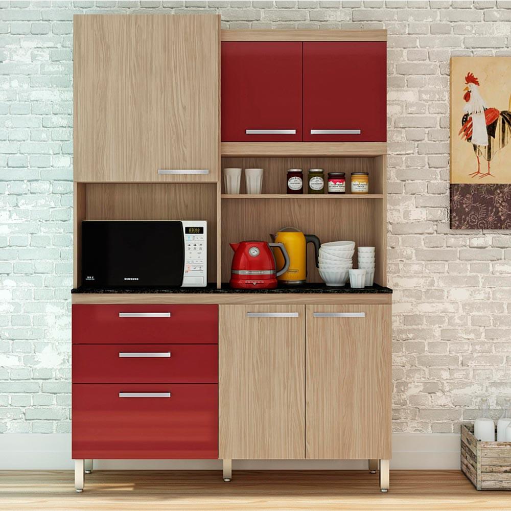 Muebles de cocina en melamina gallery of muebles de for Reposteros para cocina en melamina
