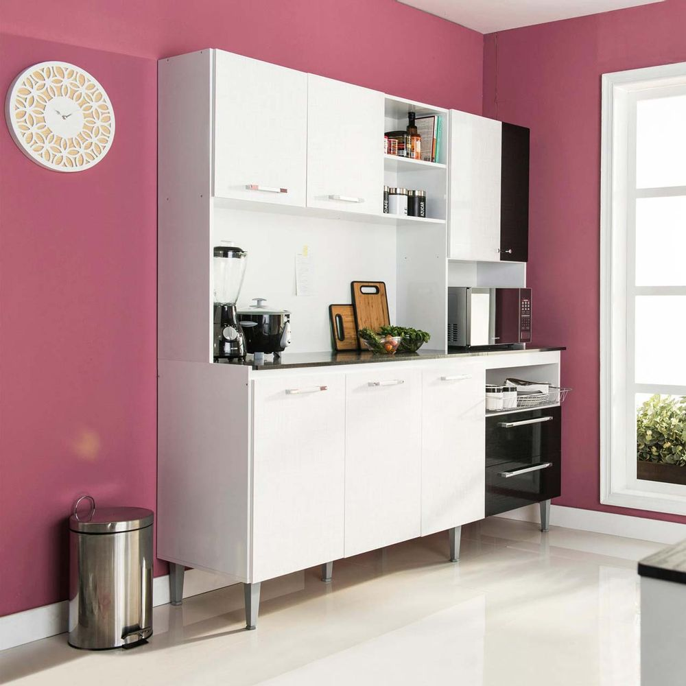 Mueble de cocina jade 15 mm promart for Muebles de cocina lamiplast