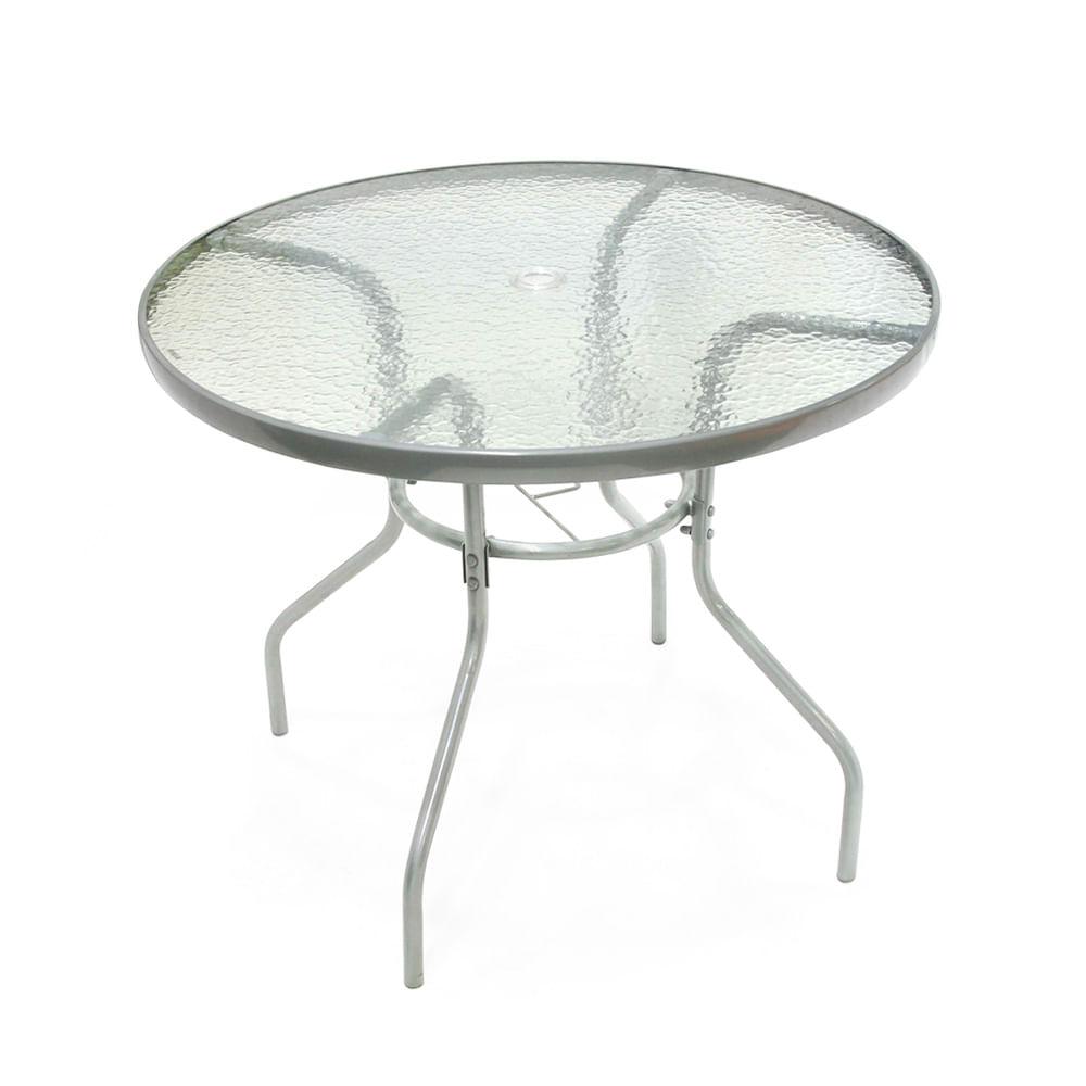Soportes para mesas de cristal soporte with soportes para for Mesa glivarp cristal
