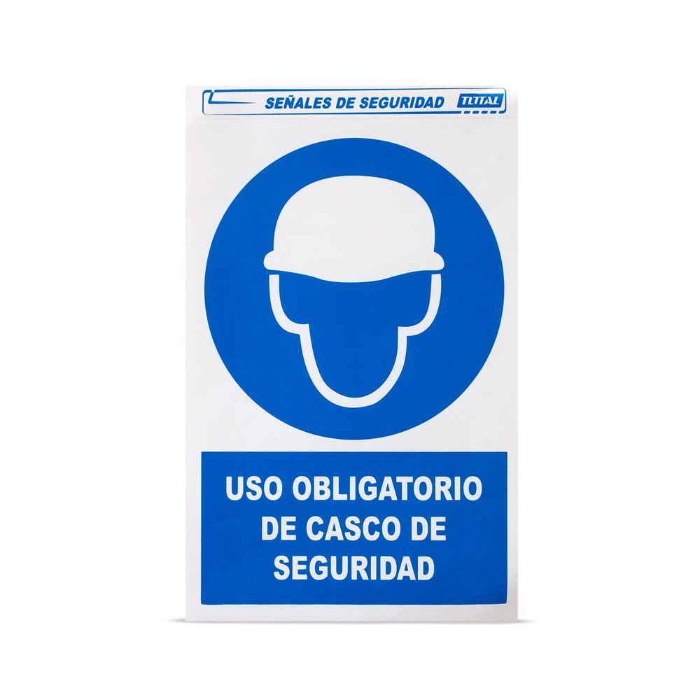 Señal Uso Obligatorio de Casco - Promart da1b8d8754a