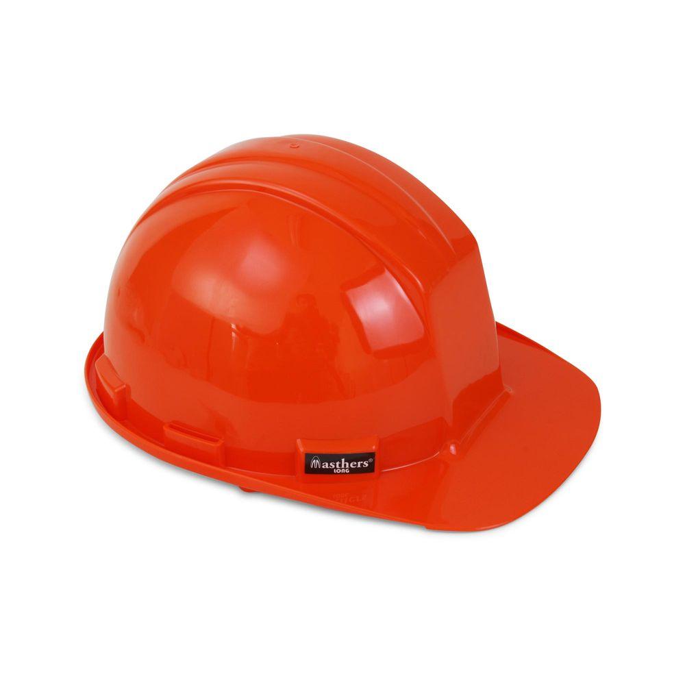 Casco de seguridad Naranja - Promart 9a01352bfd3
