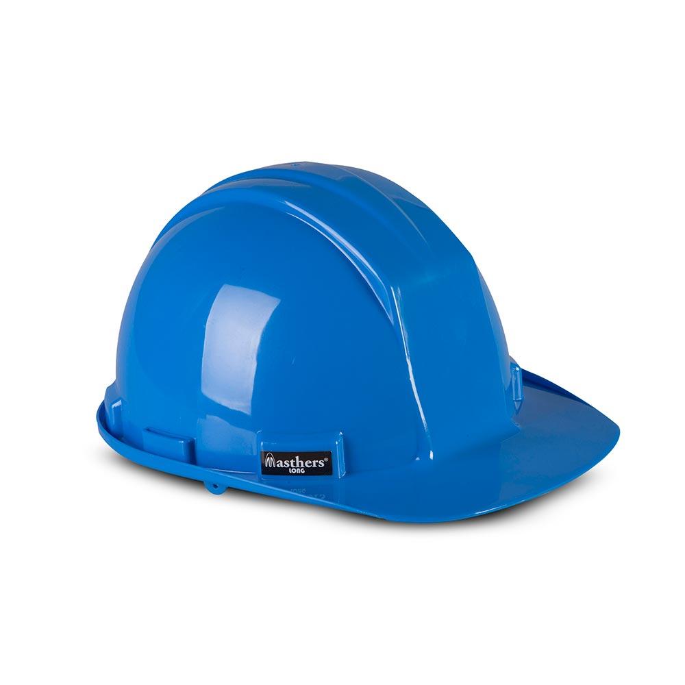 Casco de seguridad Azul Claro - Promart 19634d6cb21