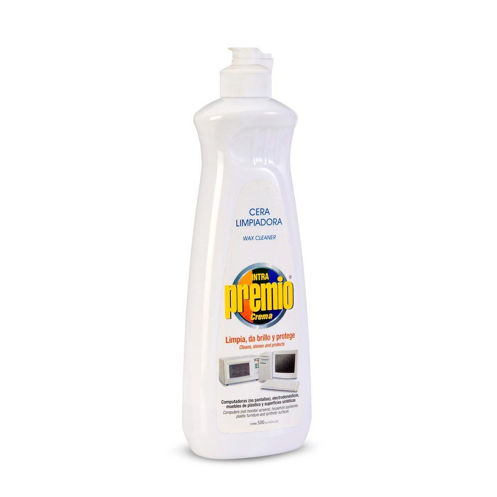 Limpiador de muebles Premio Crema 500 ml - Promart