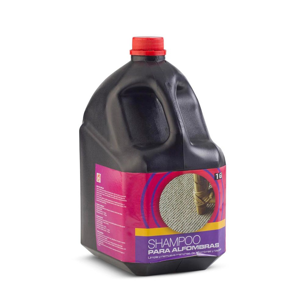 Shampoo De Alfombras 1 Gl Promart ~ Productos Para Limpiar Alfombras En Seco