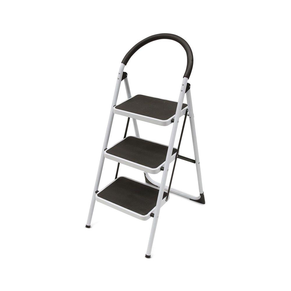 Escalera Tijera de acero 3 pasos - Promart