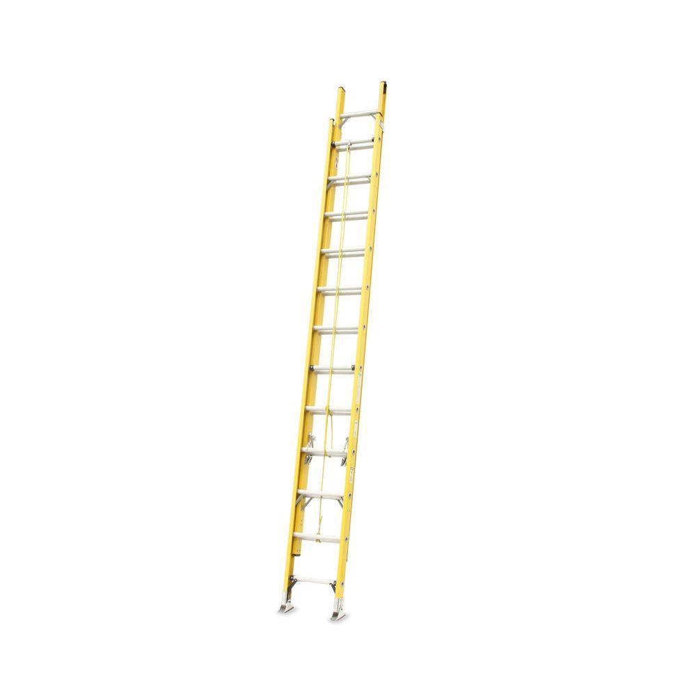 Escalera Telescópica de fibra de vidrio 24 pasos - Promart