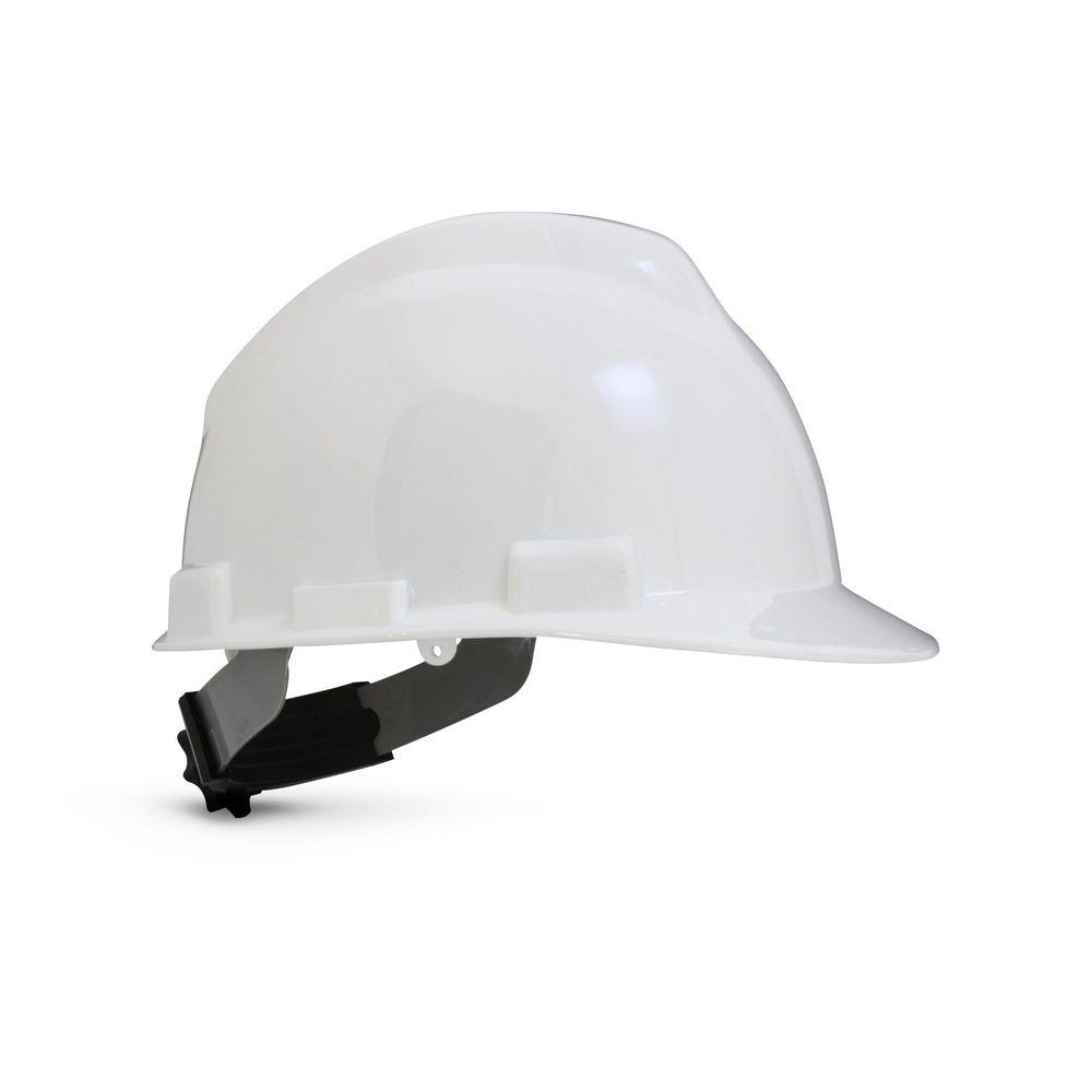 Casco de seguridad Jockey 4 puntas con rachet Blanco - Promart c2b3e2c32b4