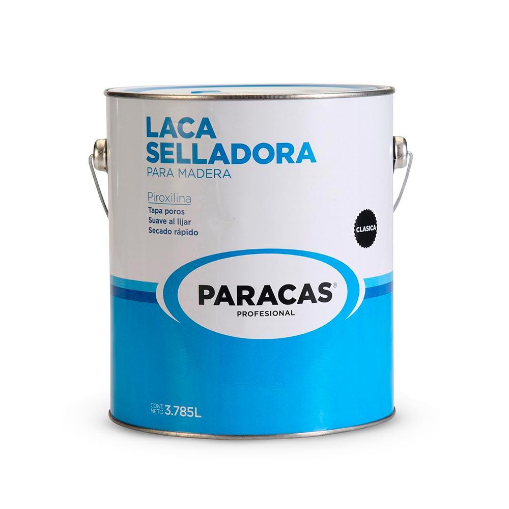 Laca selladora cl sica 1 gal n promart for Laca al agua para muebles