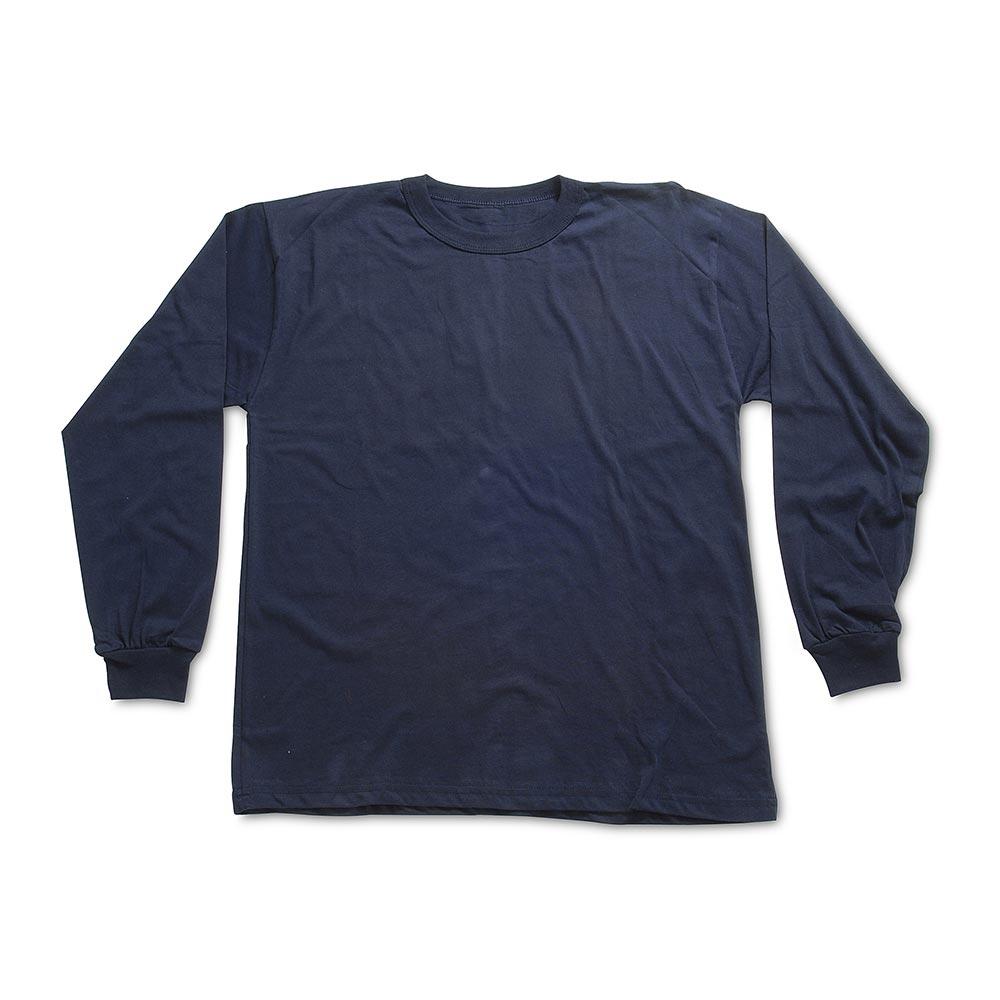 71c7732336 Polo manga larga Azul - Promart