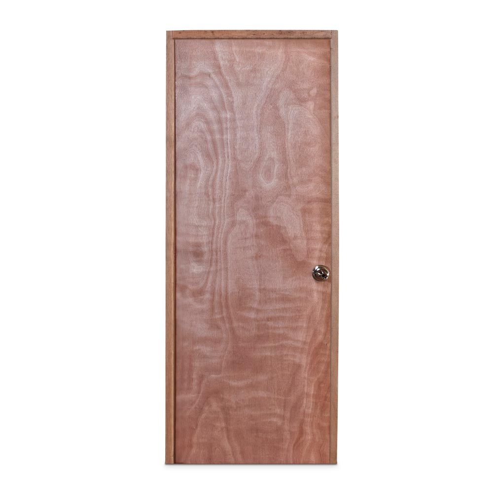 Puerta contraplacada Vanela Triplay 75x207 cm - Promart