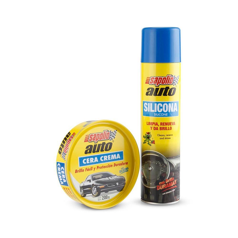Cera + Silicona para automóvil - Promart 5902f979cc50