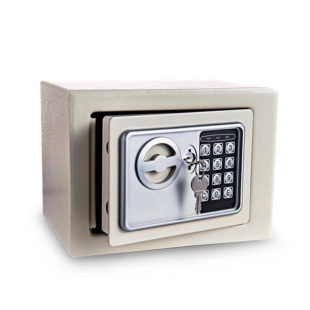 bc2d80aaa2b6 Caja fuerte electrónica 17x17x23 cm - Promart