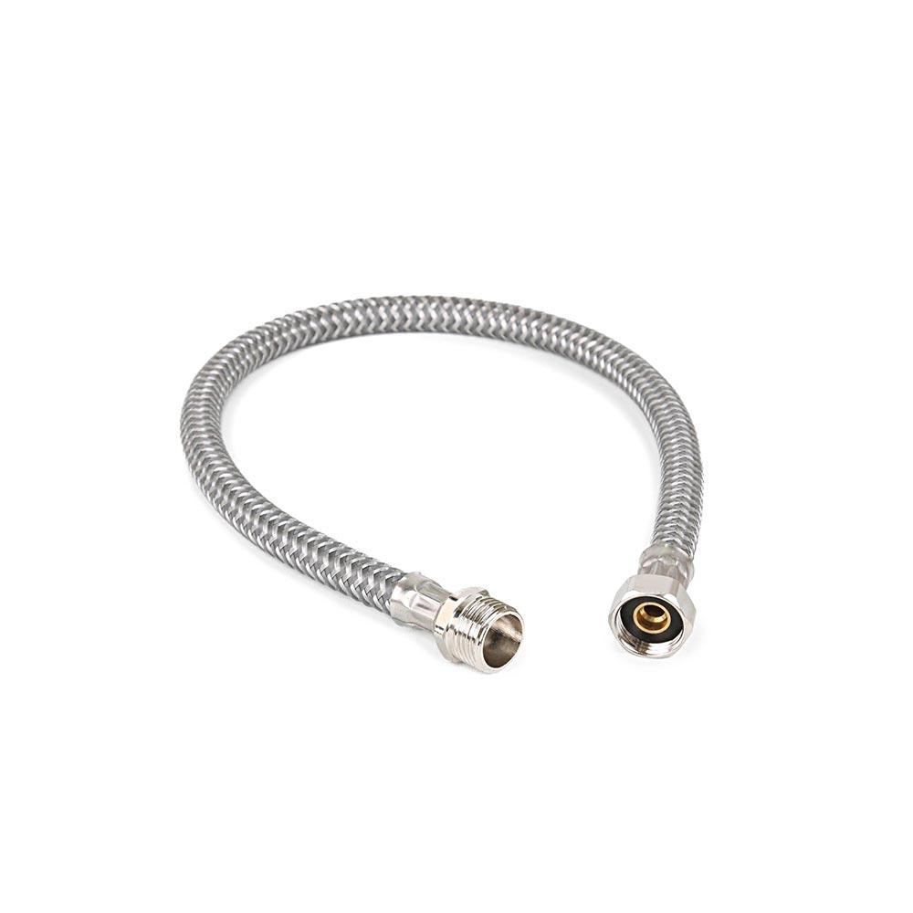 Tubo de abasto Aluminio reforzado 1 2