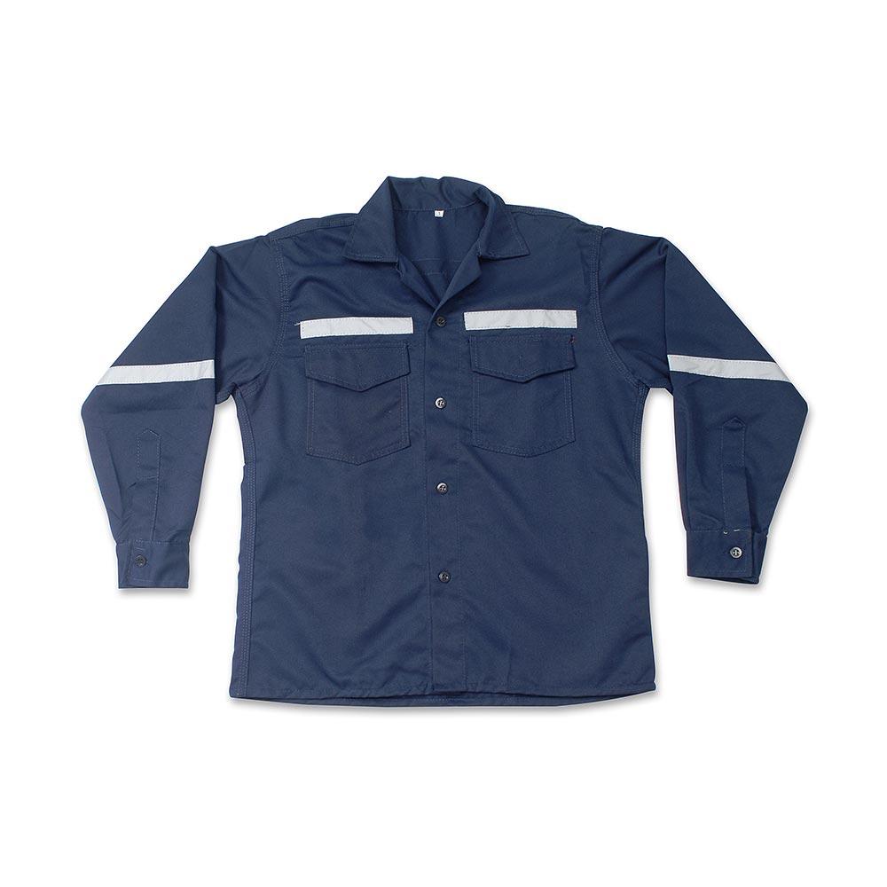 5cfcec14c4 Camisa Drill Tec Azul Talla  Small - Promart