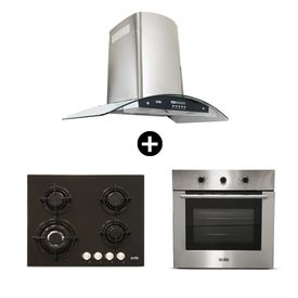 Combo Electrohogar Cocinas Y Hornos Cocinas Encimeras Promart