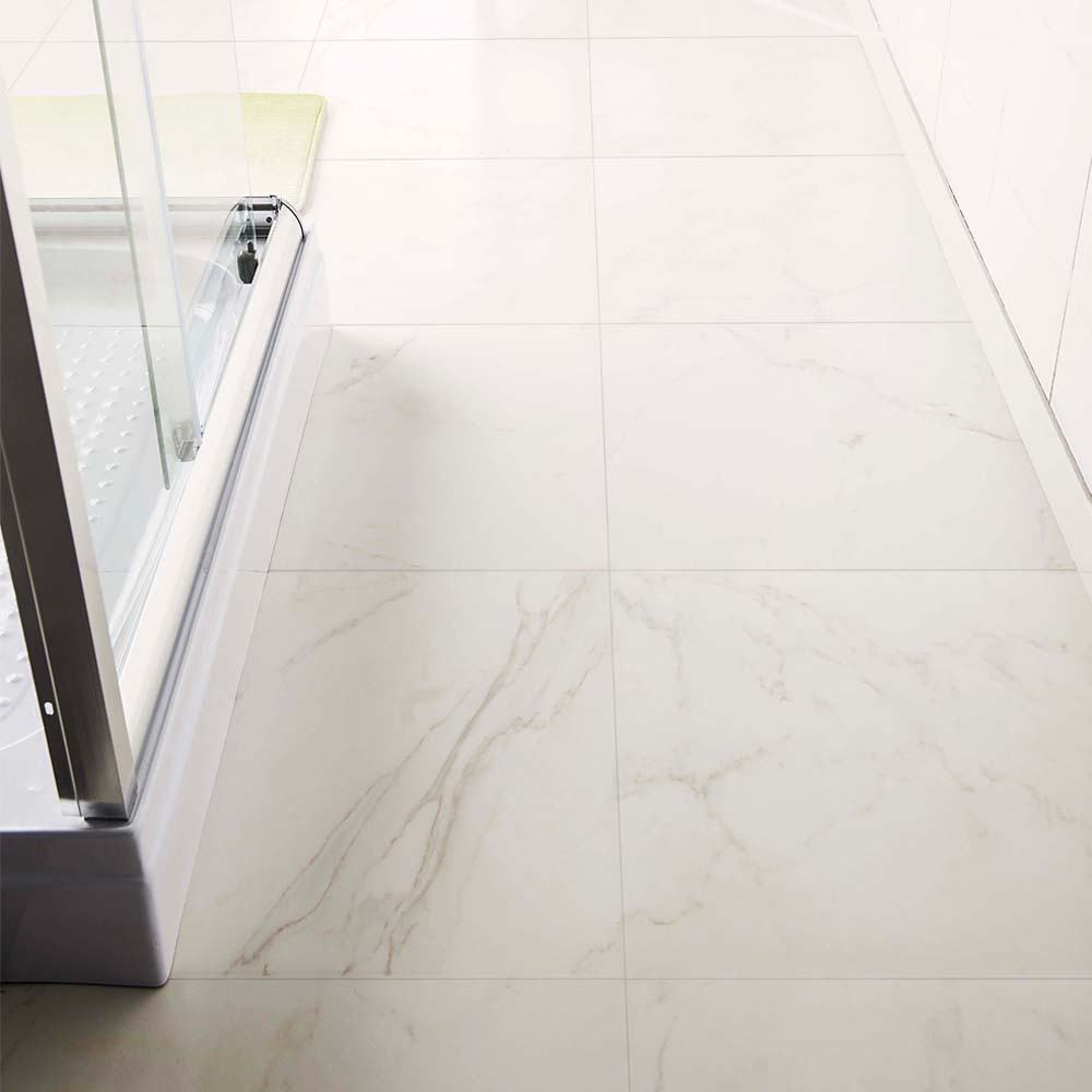 Piso cer mico marmolizado alida natural 45x45 cm caja 2 for Precios de pisos ceramicos