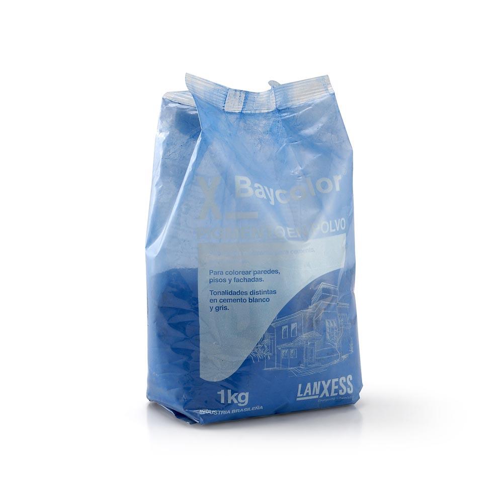 Ocre Baycolor azul 1 kg - Promart