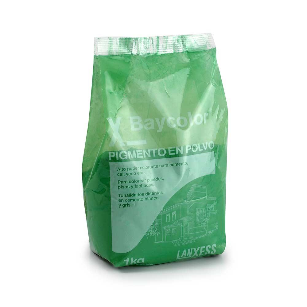 Ocre Baycolor Verde 1 kg - Promart