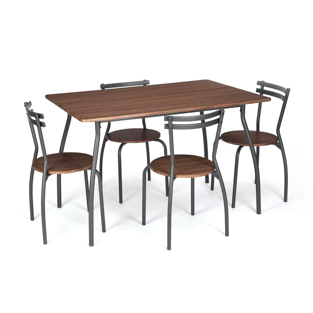 Mesas fijas y plegables