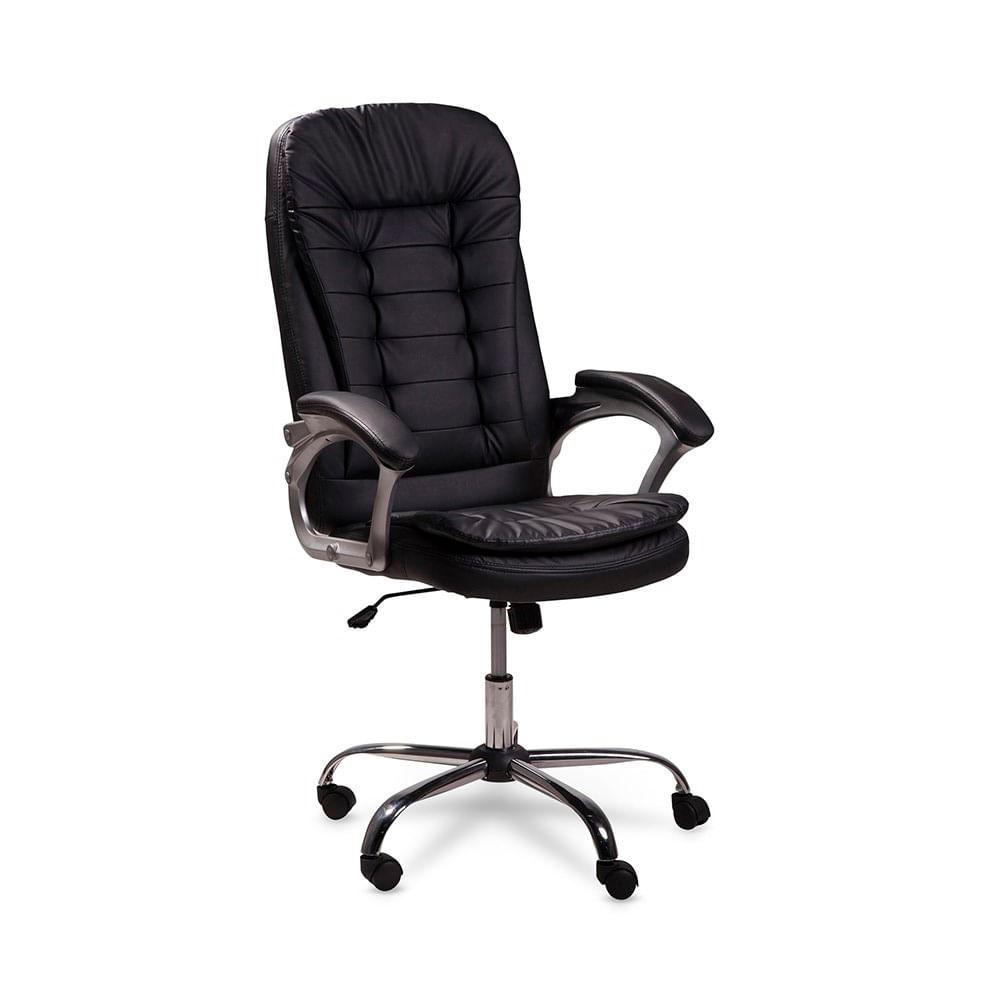 Sill n giratorio zurich promart for Sillones oficina ergonomicos precios