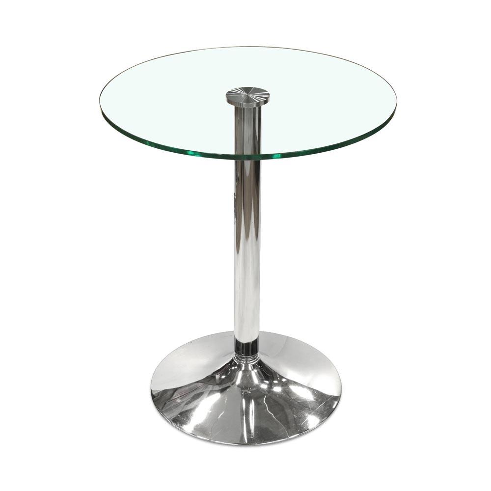 Mesa de bar Vidrio - Promart