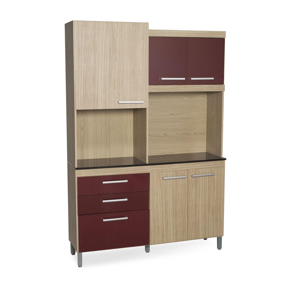 Mueble de cocina ariana 15 mm promart for Muebles de cocina para montar