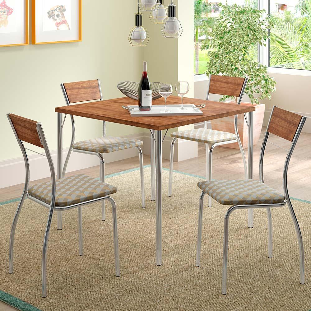 Comedor recife 4 sillas promart for Muebles de comedor precios