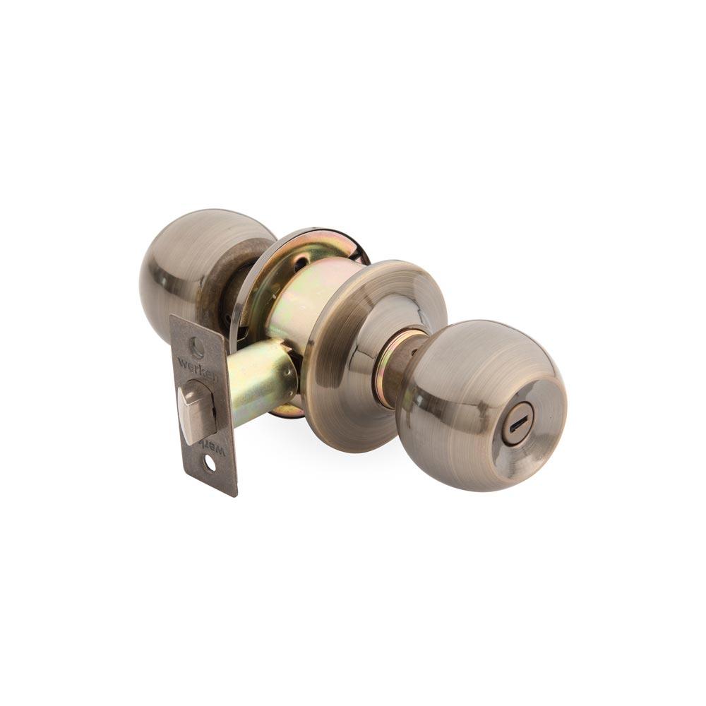 3d901585352e Cerradura para baño Bronce Antiguo - Promart