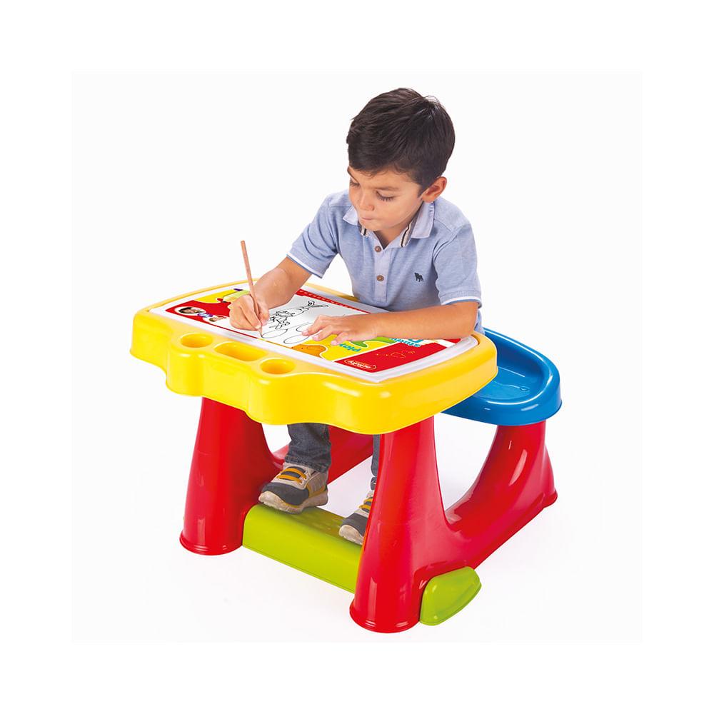 Escritorio para ni os dolu promart - Sillas infantiles de escritorio ...