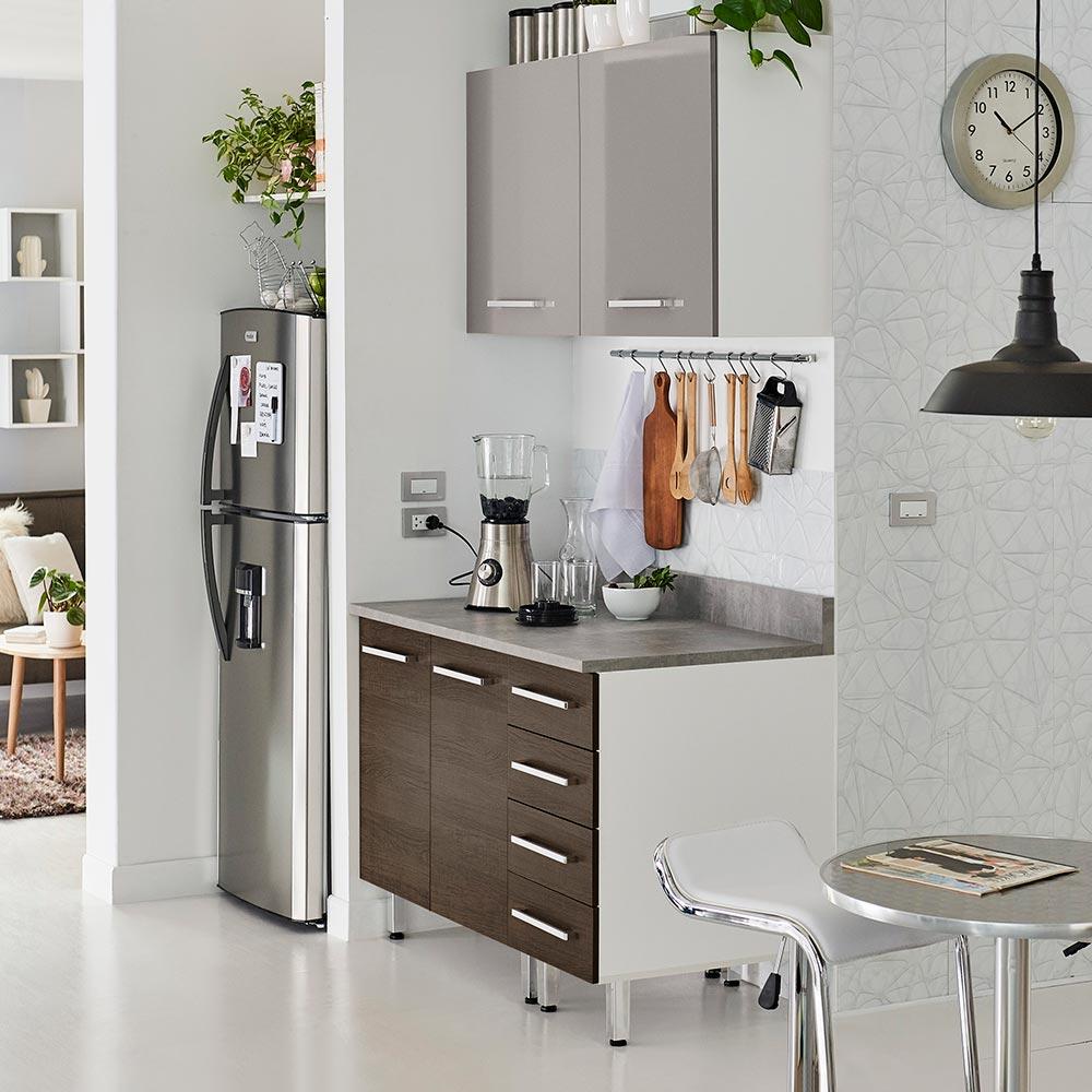 COMBO Muebles de cocina modulares 1.20 metros