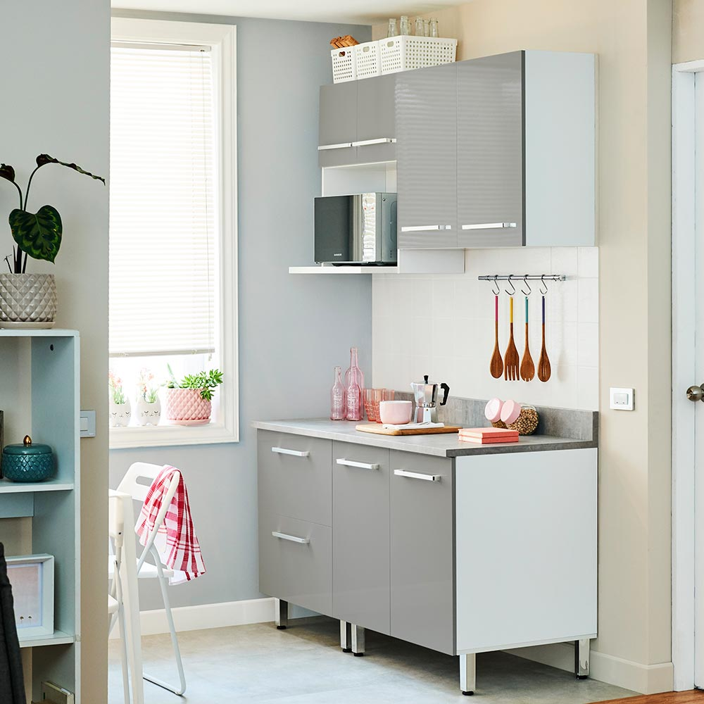 COMBO Muebles de cocina modulares 1.40 metros - Promart