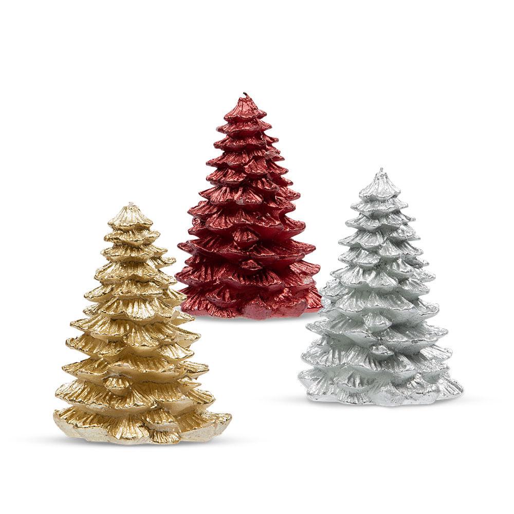 Vela Árbol de Navidad - Promart